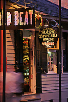 Exterior View Of Marie Laveau's Voodoo Shop In The French Quarter; New Orleans, Louisian
