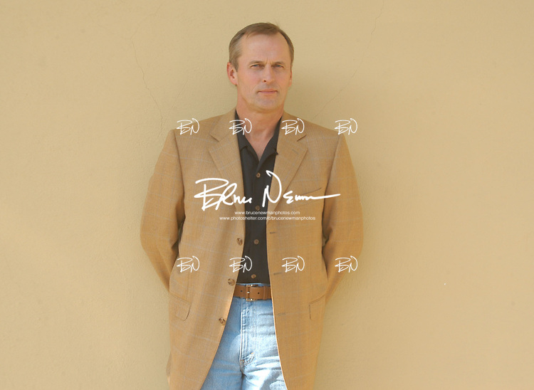 Author John Grisham in Oxford, Miss. on September 10, 2004. ©2011 Bruce Newman