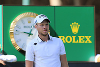 Danny Willett (ENG) on the 4th tee during Saturday's Round 3 of the 2018 Turkish Airlines Open hosted by Regnum Carya Golf &amp; Spa Resort, Antalya, Turkey. 3rd November 2018.<br /> Picture: Eoin Clarke | Golffile<br /> <br /> <br /> All photos usage must carry mandatory copyright credit (&copy; Golffile | Eoin Clarke)