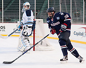 Rob McGovern (Maine - 35), Brian Morgan (UConn - 28) - The University of Maine Black Bears defeated the University of Connecticut Huskies 4-0 at Fenway Park on Saturday, January 14, 2017, in Boston, Massachusetts.