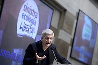 Roma, 24 Ottobre 2015<br /> Nichi Vendola<br /> Assembea nazilnale di sinistra Ecologia e Libertà al centro congressi Frentani.