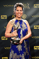 BURBANK - APR 26: Cynthia J. Popp, The Bold and the Beautiful at the 42nd Daytime Emmy Awards Gala at Warner Bros. Studio on April 26, 2015 in Burbank, California