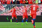 Rusia 2018 Chile vs Venezuela