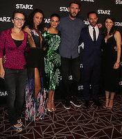 WEST HOLLYWOOD, CA - SEPTEMBER 19:  Nick Kroll, Jenny Slate, Sophie Goodhart, Charlie Hewson, Talia Tabin, Heidi Lewandowski attends the screening of Starz Digital Media's 'My Blind Brother' at The London Hotel on September 19, 2016 in West Hollywood, California. (Photo Credit: Parisa Afsahi/MediaPunch).