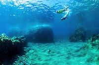 Underwater Ponza Italy by Fredrik Naumann