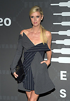BROOKLYN, NY - SEPTEMBER 10: Nicky Hilton at Rihanna's second annual Savage X Fenty Show at Barclay's Center in Brooklyn, New York City on September 10, 2019. Credit: John Palmer/MediaPunch