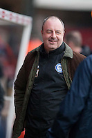 Keith Hill manager of Rochdale<br />  - Scunthorpe United vs Rochdale - Sky Bet League One Football at Glanford Park, Scunthorpe, Lincolnshire - 26/12/14 - MANDATORY CREDIT: Mark Hodsman/TGSPHOTO - Self billing applies where appropriate - contact@tgsphoto.co.uk - NO UNPAID USE