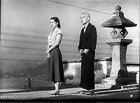 Tokyo Story (1953) <br /> (Tokyo monogatari)<br /> Setsuko Hara and Chishu Ryu<br /> *Filmstill - Editorial Use Only*<br /> CAP/MFS<br /> Image supplied by Capital Pictures