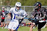 04-06-11 Danville/Monte Vista vs Corona Del Mar Boys Lacrosse