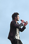 The Script on Day 1 of the Oxegen Festival, Punchestown, Co.Kildare...(Photo credit should read Jenny Matthews www.newsfile.ie)....This Picture has been sent you under the conditions enclosed by:.Newsfile Ltd..The Studio,.Millmount Abbey,.Drogheda,.Co Meath..Ireland..Tel: +353(0)41-9871240.Fax: +353(0)41-9871260.GSM: +353(0)86-2500958.email: pictures@newsfile.ie.www.newsfile.ie.