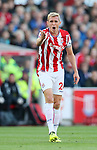 Stoke's Darren Fletcher in action during the premier league match at the Britannia Stadium, Stoke on Trent. Picture date 9th September 2017. Picture credit should read: David Klein/Sportimage