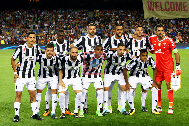 Juventus Football Club: FC Barcelona Vs Juventus Football Club: 3-0.