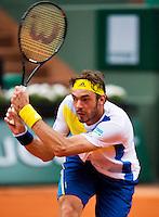 28-05-13, Tennis, France, Paris, Roland Garros, Rufin