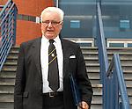 Sid Collumbine of East Fife