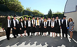 Latino Cohort students pose before the start of the Western Nevada College 2017 Commencement in Carson City, Nev. on Monday, May 22, 2017.  <br />