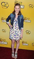 LOS ANGELES, CA - JUNE 05: Kerris Dorsey attends Disney's 'Let It Shine' Premiere held at The Directors Guild Of America on June 5, 2012 in Los Angeles, California.