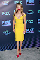 NEW YORK, NY - MAY 13: Halston Sage at the FOX 2019 Upfront at Wollman Rink in Central Park, New York City on May 13, 2019. <br /> CAP/MPI99<br /> ©MPI99/Capital Pictures