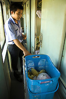 Reunification Express Train Trolley Vendor