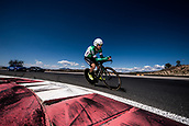 September 5th 2017, Circuito de Navarra, Spain; Cycling, Vuelta a Espana Stage 16, individual time trial; David Arroyo
