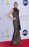 """LILY RABE - 64TH PRIME TIME EMMY AWARDS.Nokia Theatre Live, Los Angelees_23/09/2012.Mandatory Credit Photo: ©Dias/NEWSPIX INTERNATIONAL..**ALL FEES PAYABLE TO: """"NEWSPIX INTERNATIONAL""""**..IMMEDIATE CONFIRMATION OF USAGE REQUIRED:.Newspix International, 31 Chinnery Hill, Bishop's Stortford, ENGLAND CM23 3PS.Tel:+441279 324672  ; Fax: +441279656877.Mobile:  07775681153.e-mail: info@newspixinternational.co.uk"""