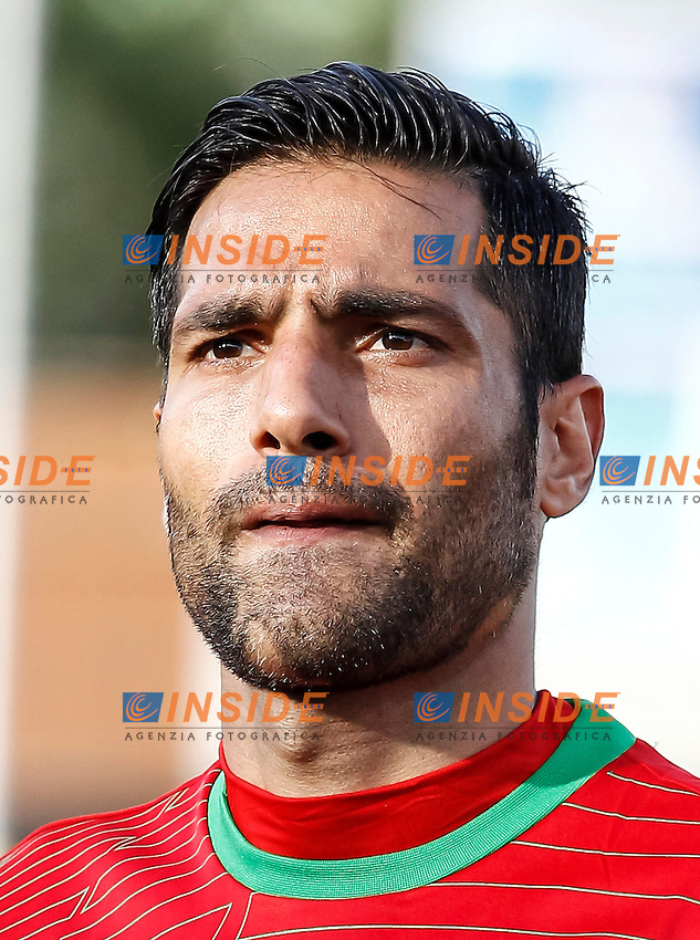 26.05.2014, Hartberg Stadion, Hartberg, AUT, FIFA WM, Testspiel, Iran vs Montenegro, im Bild Amir Hossein Sadeghi (IRN) // Amir Hossein Sadeghi (IRN) during friendly match between Iran and Montenegro for Preparation of the FIFA Worldcup Brasil 2014 at the Hartberg Stadium, Hartberg, Austria on 2014/05/26, EXPA Pictures &copy; 2014, PhotoCredit: EXPA/ Erwin Scheriau <br /> Calcio Preparazione Mondiali <br /> Iran Montenegro <br /> Foto Expa / Insidefoto