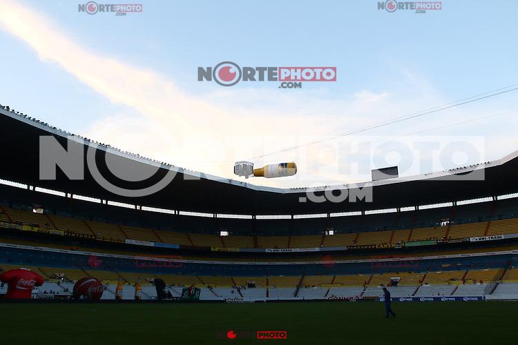 GUADALAJARA,JAL. OCTOBER 5,2013.  General view during the game of Liga MX between Atlas against Cruz Azul at Jalisco Stadium. // Vista General durante el juego  de La Liga MX entre Atlas vsCruz Azul en el Estadio Jalisco. <br /> PHOTOS: NORTEPHOTO/GERMAN QUINTANA**CR&Eacute;DITO OBLIGATORIO** **USO EDITORIAL** **NO VENTAS** **NO ARCHIVO**