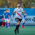 UTRECHT - Valentin Verga (Adam)   tijdens de hoofdklasse hockeywedstrijd mannen, Kampong-Amsterdam (4-3). COPYRIGHT KOEN SUYK