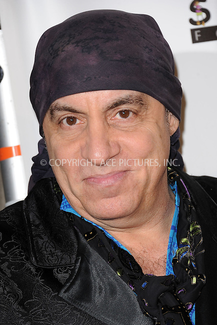 WWW.ACEPIXS.COM . . . . . .November 3, 2011, New York City....Steve Van Zandt attends the 8th annual Keep A Child Alive Black Ball at the Hammerstein Ballroom on November 3, 2011 in New York City....Please byline: KRISTIN CALLAHAN - ACEPIXS.COM.. . . . . . ..Ace Pictures, Inc: ..tel: (212) 243 8787 or (646) 769 0430..e-mail: info@acepixs.com..web: http://www.acepixs.com .