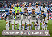 USMNT vs Costa Rica, September 01, 2017