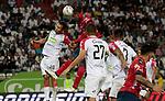Once Caldas venció 3-2 a Independiente Medellín. Fecha 7 Liga Águila I-2018.