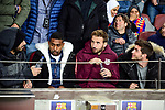 UEFA Champions League 2018/2019 - Matchday 6.<br /> FC Barcelona vs Tottenham Hotspur FC: 1-1.<br /> Malcom, Samper & Sergi Roberto.