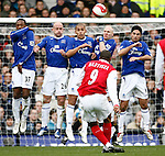 180307 Everton v Arsenal