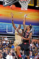 FIU Men's Basketball v. Florida College (11/14/13)