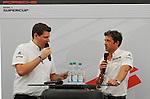 Oliver Hilger [GER] Porsche Motorsport - 911 Patrick Dempsey [USA] Porsche Motorsport<br />  Foto &copy; nph / Mathis