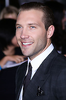 "WESTWOOD, LOS ANGELES, CA, USA - MARCH 18: Jai Courtney at the World Premiere Of Summit Entertainment's ""Divergent"" held at the Regency Bruin Theatre on March 18, 2014 in Westwood, Los Angeles, California, United States. (Photo by David Acosta/Celebrity Monitor)"