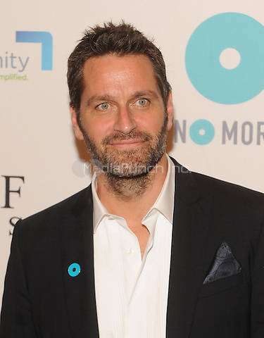 New York,NY-May 29: Peter Hermann Attends Mariska Hargitayís Joyful Heart Foundation 10th anniversary  in New York City on May 29, 2014. Credit: John Palmer/MediaPunch