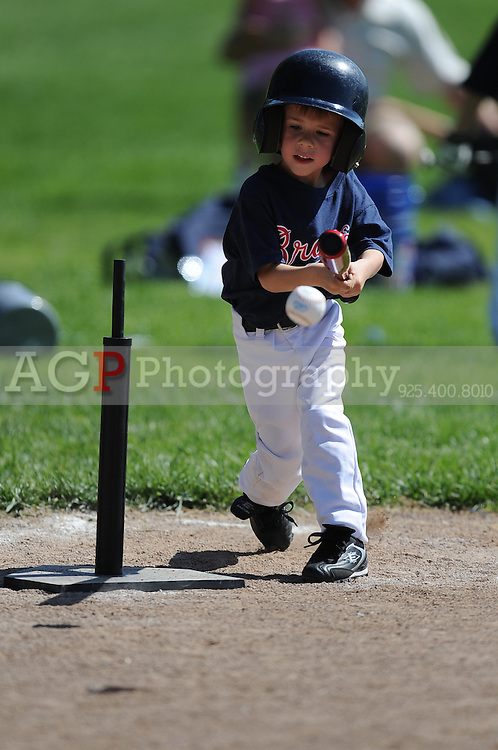 Pleasanton National Little League T-Ball Braves