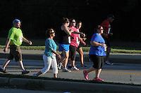 The Dr. Ed Morgan Kiwanis Grand Slam 4 Mile Run. Saturday July 21, 2012. Louisville, KY  Photo by Tom Moran
