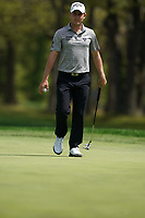 Emiliano Grillo (ARG) on the 9th green during the 3rd round at the PGA Championship 2019, Beth Page Black, New York, USA. 18/05/2019.<br /> Picture Fran Caffrey / Golffile.ie<br /> <br /> All photo usage must carry mandatory copyright credit (© Golffile | Fran Caffrey)