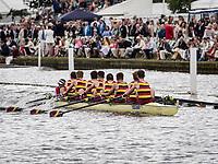 Henley Royal Regatta, Henley on Thames, Oxfordshire, 28 June - 2 July 2017.  Wednesday  14:36:59   28/06/2017  [Mandatory Credit/Intersport Images]<br /> <br /> Rowing, Henley Reach, Henley Royal Regatta.<br /> <br /> The Princess Elizabeth Challenge Cup<br />  Shiplake College