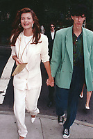 Rick Paulina6018.JPG<br /> <br /> 1992 <br /> Paulina, Rick Ocasek 1992<br /> Photo to By John Barrett-PHOTOlink.net/MediaPunch