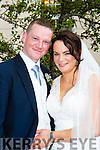 Lisa Doherty, Knockanes, Headford, daughter of Paddy and Marie, and Joseph McCarthy, Killeen, Killarney, son of Brendan and Angela, who were married in St Agatha's church, Glenflesk on Friday, Fr Bill Radley officiated at the ceremony, best man was Keith McCarthy, groomsmen were Brian McCarthy and John Doherty, bridesmaids were Denise Doherty, Aoife McCarthy and Muireann O'Toole-Brennan, flowergirl was Katie McCarthy, the reception was held in the Dromhall Hotel and the couple will reside in Killeen