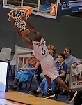 DKV Juventud's Russell Robinson during ACB match.October 17,2010. (ALTERPHOTOS/Acero)