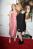"LOS ANGELES - MAR 13:  Zoey Deutch, Lea Thompson at the ""Flower"" Premiere at ArcLight Theater on March 13, 2018 in Los Angeles, CA"