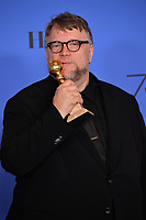 Guillermo Del Toro at the 75th Annual Golden Globe Awards at the Beverly Hilton Hotel, Beverly Hills, USA 07 Jan. 2018<br /> Picture: Paul Smith/Featureflash/SilverHub 0208 004 5359 sales@silverhubmedia.com
