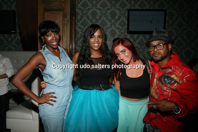 "Tanyka, Kelly Linton, Angelina Pivarnick and Rayvon Attend ""RokStarLifeStyle"" Celebrity Publicist MarieDriven Birthday Extravaganza Hosted by Jack Thriller & MTV Angelina Pivarnick Held at Chelsea Manor, NY"