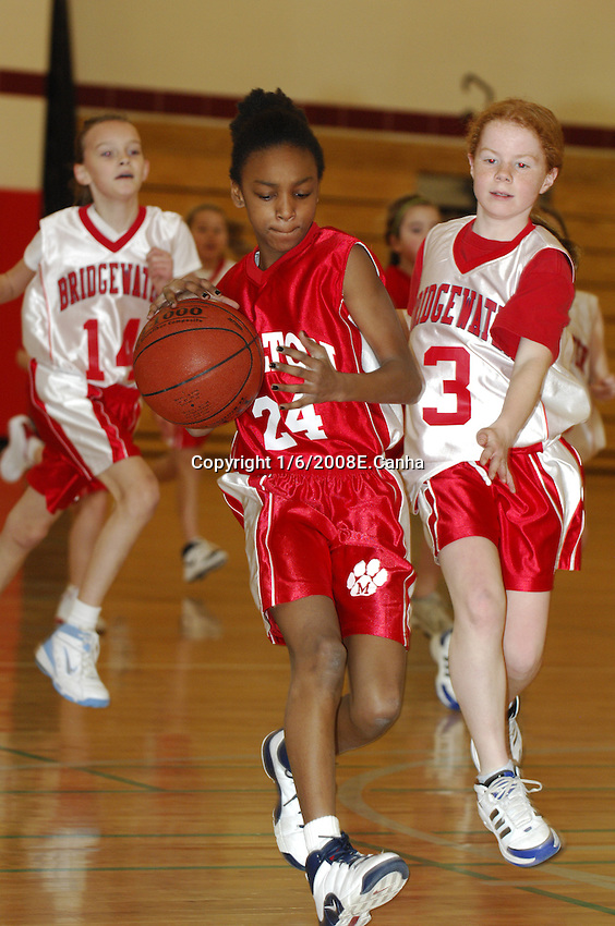 Youth sporting events in and around Bridgewater MA.