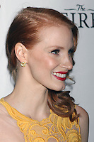 "Jessica Chastain attends the opening night party for Broadway's ""The Heiress"" at The Edison Ballroom in New York, 01.11.2012...Credit: Rolf Mueller/face to face / MediaPunch Inc  **online only for weekly magazines**** .<br />