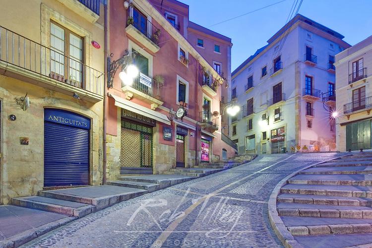 Europe, Spain, Catalonia, Tarragona, Historic District