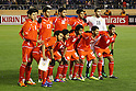 Bahrain National Team Group Line-Up (BHR), March 14, 2012 - Football / Soccer : 2012 London Olympics Asian Qualifiers Final Round, Group C Match between U-23 Japan 2-0 U-23 Bahrain at National Stadium, Tokyo, Japan. (Photo by Daiju Kitamura/AFLO SPORT) [1045]